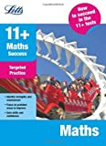img - for Maths: Targeted Practice (Letts 11+ Success) by Mitchell, Val, Moon, Sally, Hanley, Donna (2012) Paperback book / textbook / text book