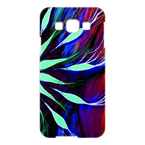 a AND b Designer Printed Mobile Back Cover / Back Case For Samsung Galaxy E5 (SG_E5_3D_816)