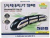 Little Treasures Solar Bullet Train Educational Learning Solar Kit