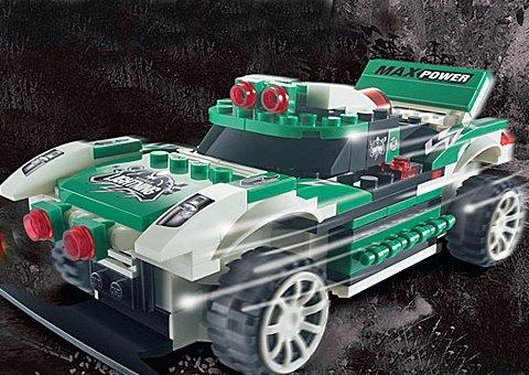 302 E Track Turbo RC Auto Rennwagen inklusive Fernsteuerung - vergleichen Sie die Preise mit anderen bekannten Baustein RC Autos
