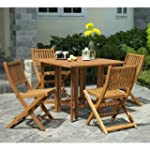 Patio Furniture Set. 5 Piece Outdoor...