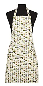 asd Living Donna Apron with Skewered Design by Butcher Aprons