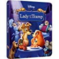Lady and the Tramp - Limited Edition Steelbook [Blu-ray]