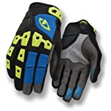 Giro Remedy Junior Children's Cycling Gloves cyan/neon/black Size:XS