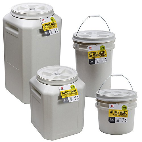 Good Dog Food Storage Containers