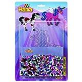 Hama Children's Toy Midi Fantasy Horse Blsiter Pack, Multi Color (Large)