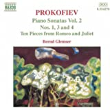 Prokofiev: Piano Sonatas Nos. 1, 3 and 4