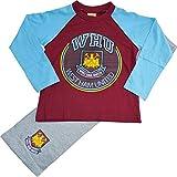 Boys West Ham United Football Club 100% Cotton Pyjamas set[9-10 Years][Multi]