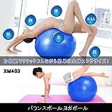 バランスボール ヨガボール 65cm [XM403]