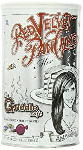 Red Velvet panCAKE Mix