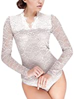 Arefeva Body (Blanco / Gris)