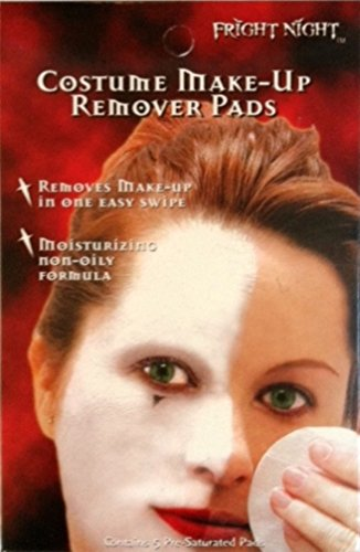 Costume Make-up Removal Pads