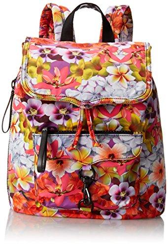 Rebecca Minkoff Bike Backpack, Multi Floral Print, One Size