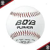 ユニックス(UNIX) 少年用硬式ボール PUレザー BOBプレイヤー BB70-35