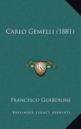 Carlo Gemelli (1881)