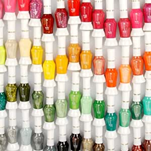 Lot 80 vernis A ongles 2 usage pinceau stylo peinture sur ongle gel Manucure