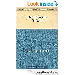 Die Jüdin von Toledo (German Edition)