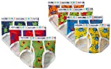Fruit of the Loom Little Boys' 7 Pack Brief Underwear