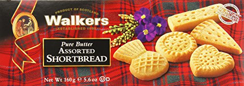 Walkers Shortbread Assorted Shortbread, 5.6-Ounce (Pack of 4) (Walkers Bread compare prices)