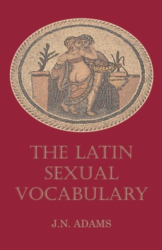 Latin Sexual Vocabulary