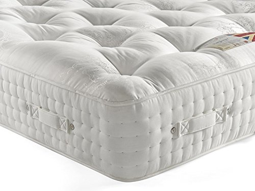 British Bed Company The Emperor (Firm) 4FT6 Double Mattress