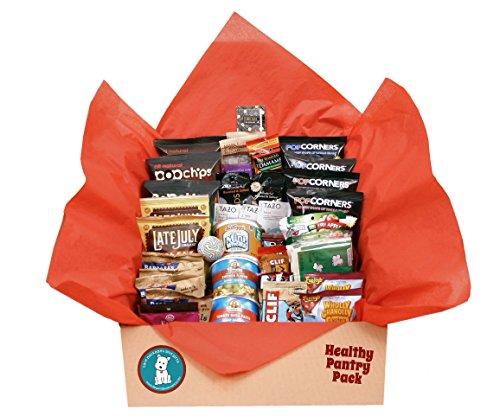 Healthy Pantry Pack - Care Package Full Of Premium Healthy Snacks