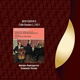 Beethoven: Sonata for Cello and Piano No.3 in A, Op.69 - 3. Adagio cantabile - Allegro vivace