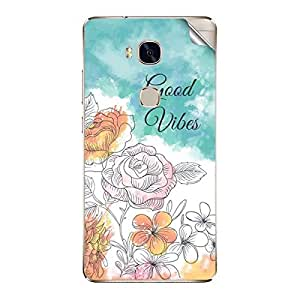 Skin4Gadgets Good Vibes Phone Skin STICKER for HONOR 5X