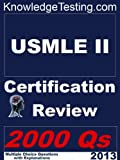img - for USMLE II Board and Certification Review (USMLE Review) book / textbook / text book