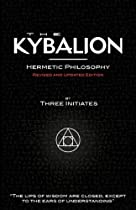 Cover of the Kybalion