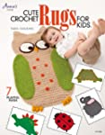 Cute Crochet Rugs for Kids (Annie's C...
