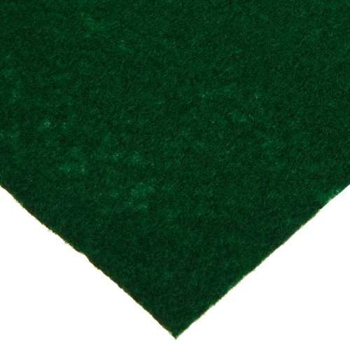 "Sax Synthetic Decorator Felt, Kelly Green, 36"" L x 36"" W"