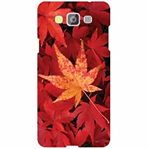 Samsung Galaxy Grand Max SM-G7200 Back Cover - Different Designer Cases