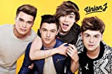 Union J Poster Yellow with Accessory multicoloured