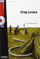 Cinq contes (1CD audio au format MP3)