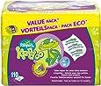 Pampers - 81141404 - Kandoo Lingettes - Parfum Melon - 2 Paquets de 55 Lingettes / 110 Lingettes
