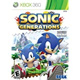 Sonic Generationsby Sega of America, Inc.