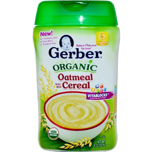 Baby Formula Gerber