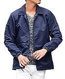 ジョーカーセレクト(JOKER Select) ma-1 メンズ ジャケット コーチジャケット ブルゾン ナイロン M(コーチJK) ネイビー