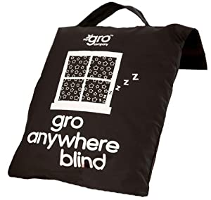 Gro Anywhere Blackout Blind from Gro Company