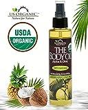 Caribbean Coconut Body Oil - 5 oz.
