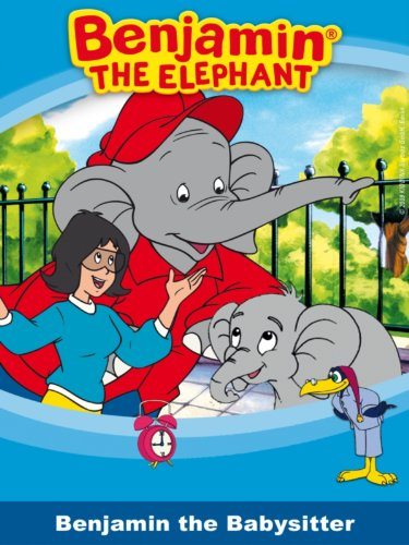Benjamin The Elephant Episode 29 back-622980