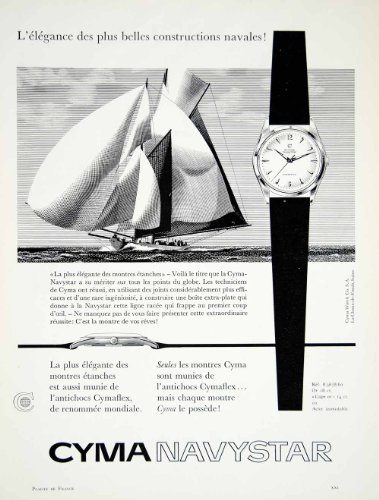 1958-ad-cyma-navystar-steel-watches-jewelry-fashion-ship-sailing-time-women-men-original-print-ad
