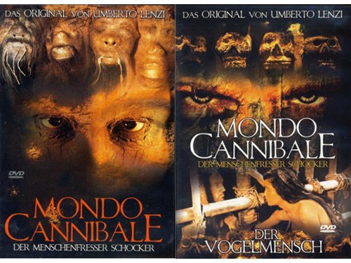 Mondo Cannibale 1+2 [2 DVDs]