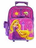 Disney Rapunzel Tangled Rolling Backpack - Tangled Wheeled Backpack
