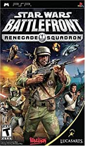 Star Wars Battlefront: Renegade Squadron - PlayStation Portable