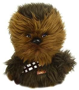 "Star Wars Plush - Stuffed Talking 9"" Chewbacca Character Plush Toy"