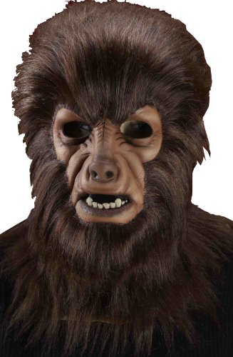 Forum Novelties Men's Universal Monster Collector's Edition The Wolf Man Mask