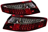 Spyder Auto ALT-ON-P99699-LED-RS Porsche 996 Red/Smoke LED Tail Light