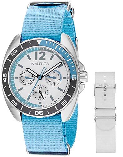 nautica-damen-nad11526-m-damen-nautica-sport-ring-geschenk-set-analog-display-quarz-blau-armbanduhr